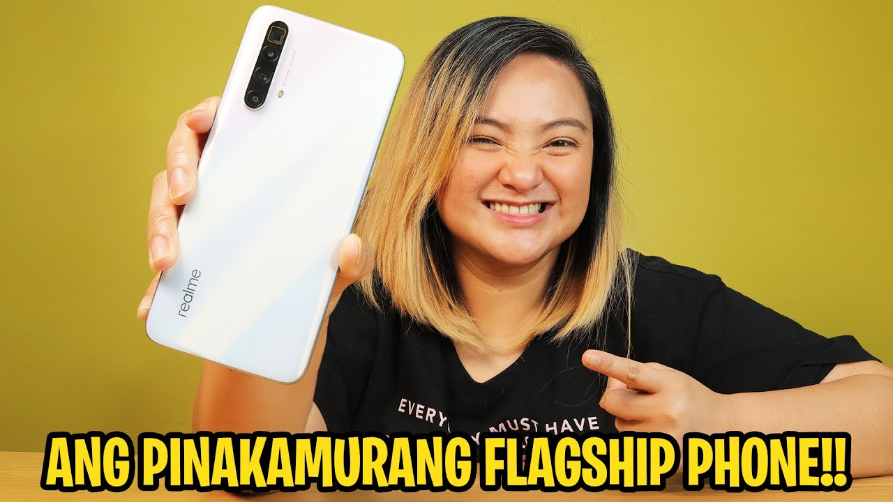 REALME X3 SUPERZOOM FULL REVIEW! - ANG PINAKAMURANG FLAGSHIP PHONE!