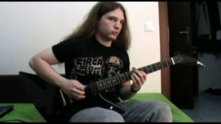 Amon Amarth Gods Of War Arise Guitar Cover HQ