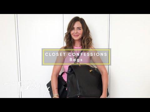 CLOSET CONFESSIONS: Bags | TRINNY