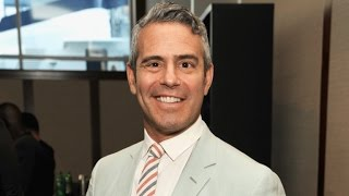 EXCLUSIVE: Andy Cohen 'Nervous' He'll Lose Friends Over Stories in His New Book