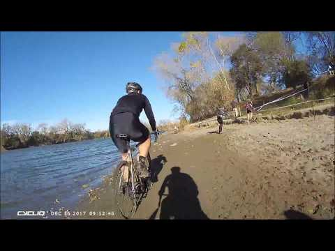 12/16/17 Sacramento Cyclocross Race 8 at Miller Park