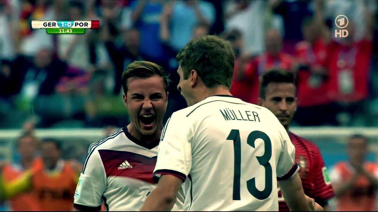 Portugal Deutschland Wm 2017