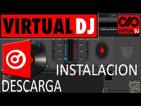 Descargar VIRTUAL DJ PROFESIONAL EN 3 MINUTOS 2018