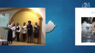 نشرة تويتر (557): #منتدى الإعلام الإماراتي.. وحقيقة #كنيسة بلاد الحرمين