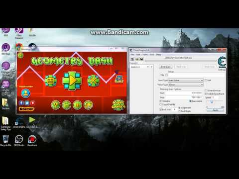 How To Speed Hack Geometry Dash(2.1) | Cheat Engine(6.6)