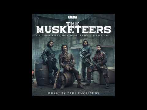 BBC's The Musketeers: Series 3 Finale - Paul Englishby