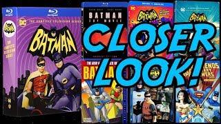 Closer Look - Adam West Batman DVD/Blu-ray Collection