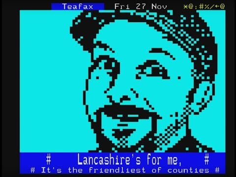 The Lancashire Hotpots - Lancashire's For Me (Lancashire Day Song)