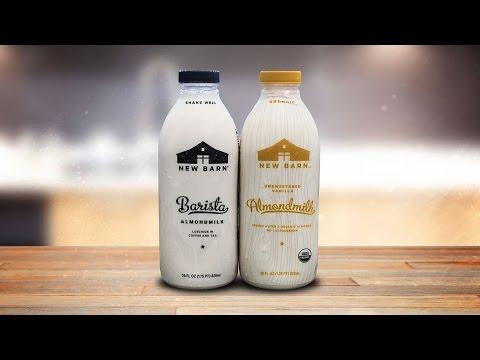 Expo West 2017 Video: New Barn's Billie Thein Talks Almond Milk Innovation, Branding