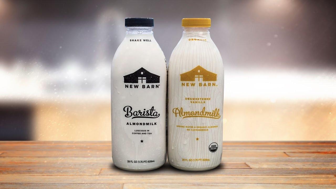 Expo West 2017 Video New Barns Billie Thein Talks Almond Milk Innovation Branding