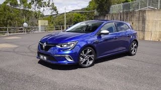 2017 renault megane gt 0-100km/h & engine sound