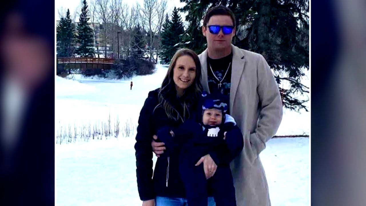 Alberta mother, toddler allegedly killed by known sex offender who lived next door