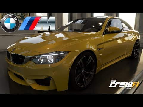 the crew 2 bmw m4 customization top speed run review. Black Bedroom Furniture Sets. Home Design Ideas