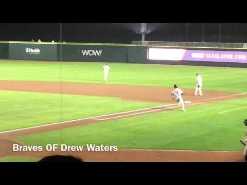Braves OF Drew Waters