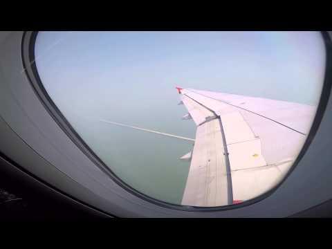 บินไปฮ่องกง ปี58 ไทยแอร์เอเซียเขาบริการดีมาก By Fiberopticbangkok