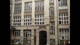verlassene orte teil 18   garbaty zigarettenfabrik berlin pankow