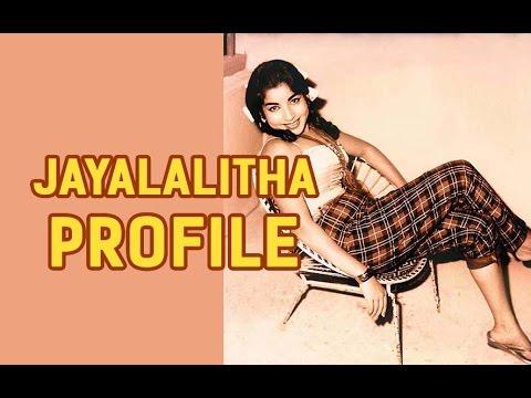 ജയലളിത ജീവചരിത്രം | Jayalalitha PROFILE | History