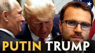 SPOTKANIE TRUMP - PUTIN. O czym USA i Rosja mogą rozmawiać? | Jacek Bartosiak