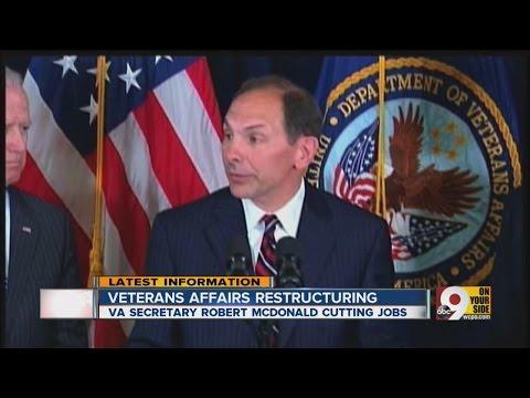 Veterans affairs restructuring