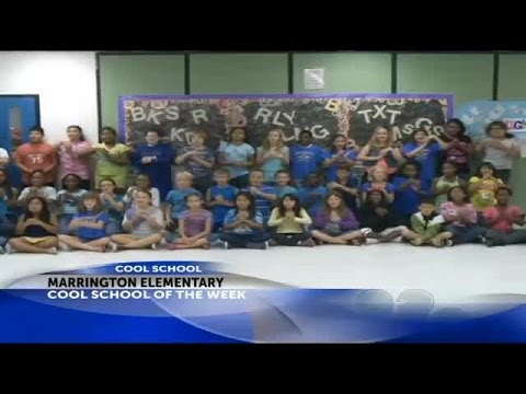 Cool School: Marrington Elementary School