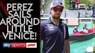 "Video ""F1 is now a two team Championship""   Sergio Perez takes a sail around Little Venice download MP3, 3GP, MP4, WEBM, AVI, FLV Juli 2018"