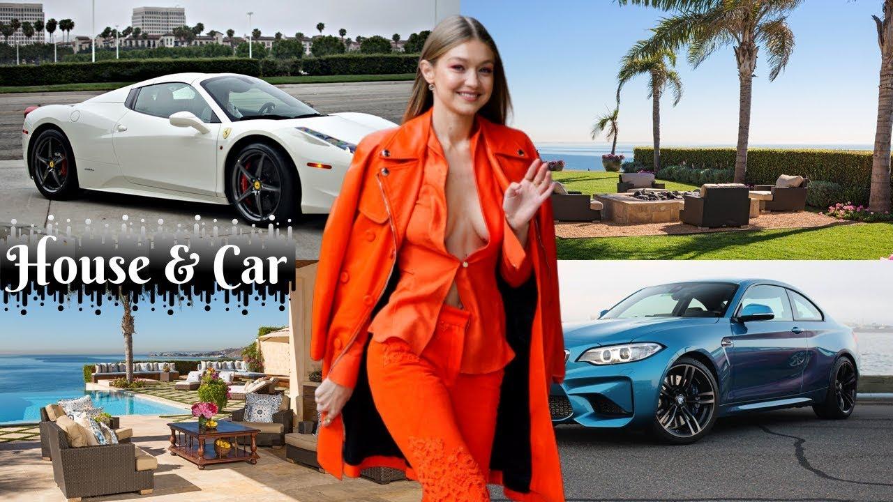 Gigi Hadid's House Tour 2019 (Inside and Outside)   Gigi Hadid's Cars Collection 2019