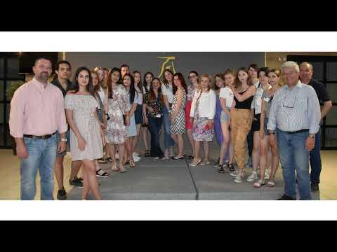 Tourism Academy Internship in Greece (2019 promo)