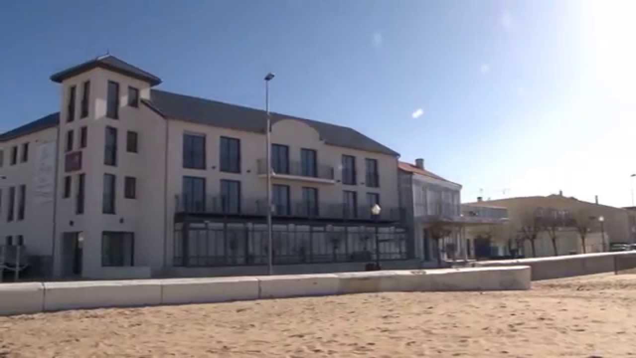 Hotel Restaurant Les Flots Chatelaillon Plage