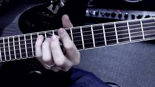 All That Remains - The Air That I Breathe (Guitar Cover)