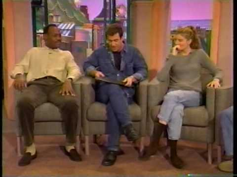 Lethal Weapon cast on Rosie 2 (1998)