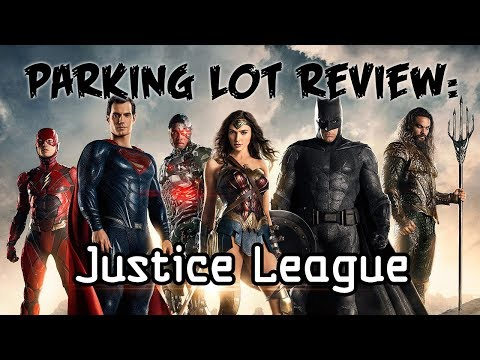 Parking Lot Review - Justice League (Spoiler-Free)