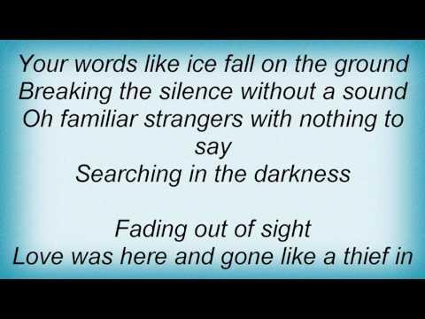 Rainbow - Stone Cold Lyrics