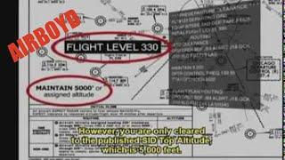 """""""Climb Via"""" FAA RNAV SID Information Video"""
