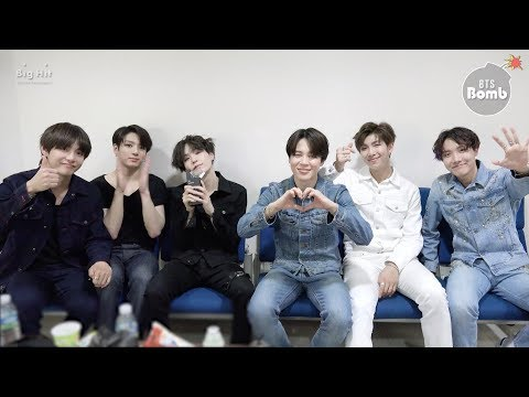 [BANGTAN BOMB] Last day of 'FAKE LOVE' stage @Ingigayo - BTS (방탄소년단)