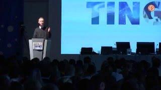 Elevtinget 2016 - Kristoffer Hansen om fraværsgrensa