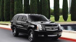 Customized Cadillac Escalade   26