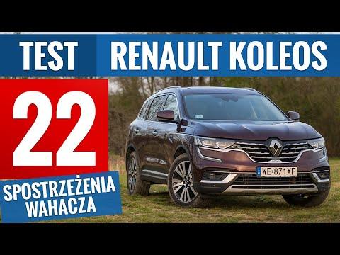 Renault Koleos 2020 - TEST PL (2.0 DCi 190 KM Initiale Paris)