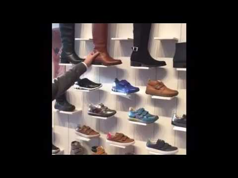 d3897ee130a4 Shopping at Birkenstock Naturino - YouTube