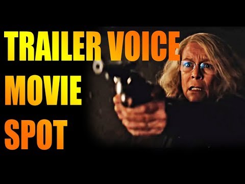Halloween 2018 Fan Poster.Halloween 2018 Movie Spot Movie Trailer Voice Fan Made