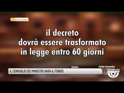 TG BASSANO (24/04/2019) - IL CONSIGLIO DEI MINISTR...