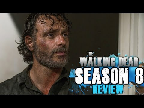 The Walking Dead Season 8 Episode 3 - Monster - Video Review!