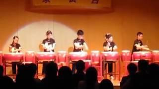 2011啟基學校天才表演--中國鼓隊 Chinese Dru