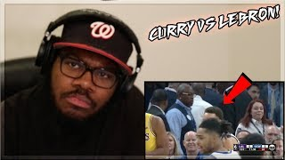 STEPH CURRY AIR BALLS DEEP 3! LAKERS vs GSW | NBA FULL GAME HIGHLIGHTS REACTION
