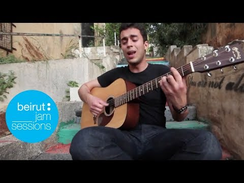Elie Ramly - Lend you my mind & No surprise   Beirut Jam Sessions