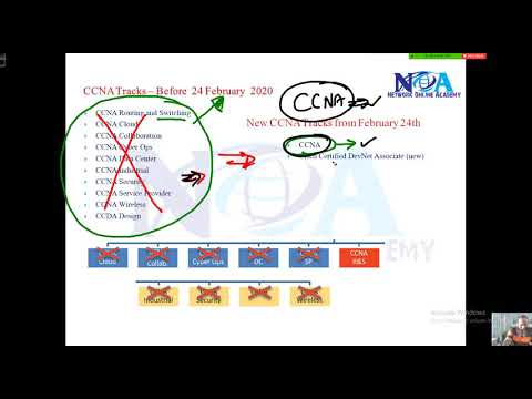 001 Cisco Certification Major Updates Feb 2020 - YouTube
