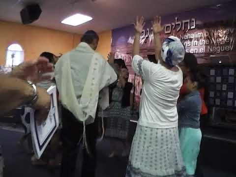 beth israel west el  paso worship chaim goldman 9-23-17