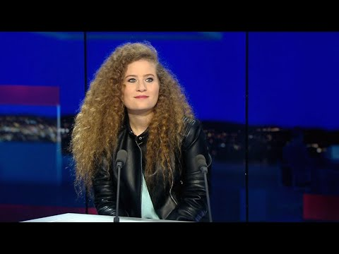 EXCLUSIVE - Ahed Tamimi: 'We are all fighting for our freedom as Palestinians'