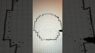 Super Mario Pilz in Pixel zeichnen Teil 1 Pixel Time Now