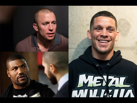 Best Of The MMA Hour: 2015 Edition (Part 1)