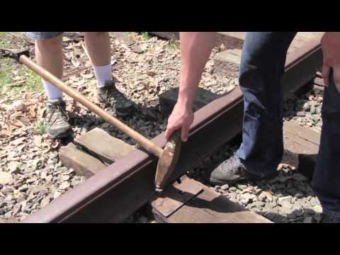 Railroad Tie Replacement